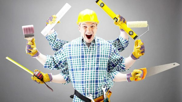 Handyman services general contractor repair greenville nc