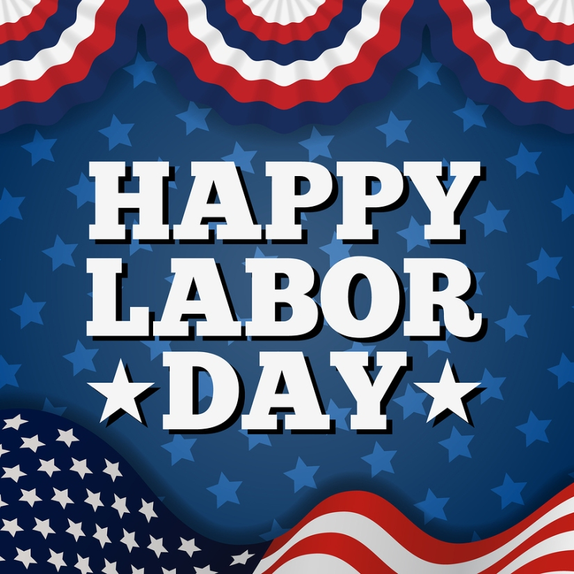 Happy Labor Day - Greenville Remodeling